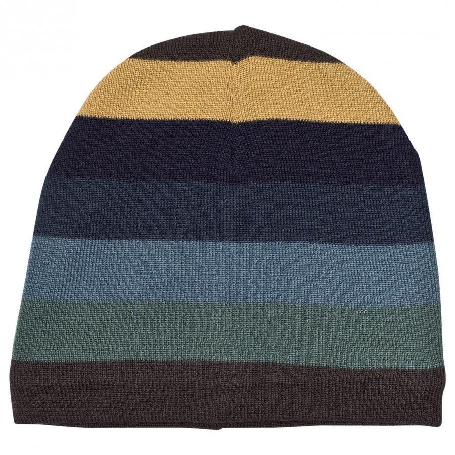 Molo Colder Hats Ocean Stripe Pipo