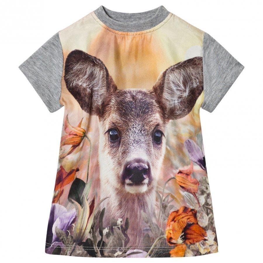 Molo Corina Dress Little Roe Deer Mekko