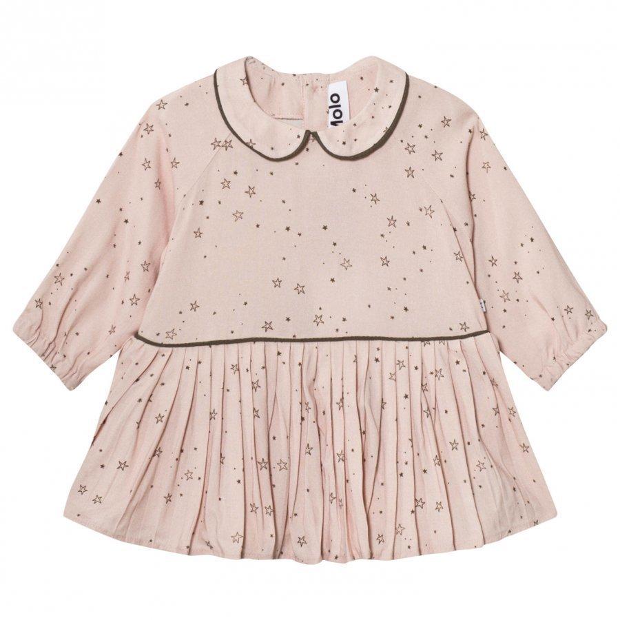 Molo Crystala Dress Rose Stargazer Mekko