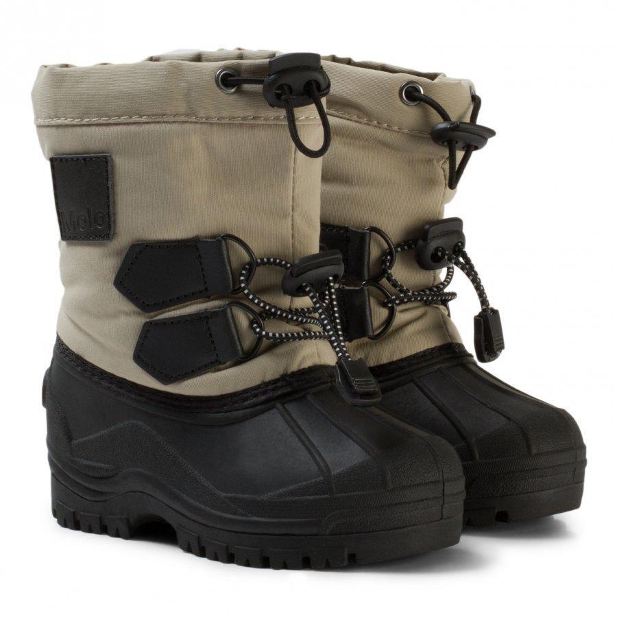 Molo Driven Boots Aluminium Nilkkurit
