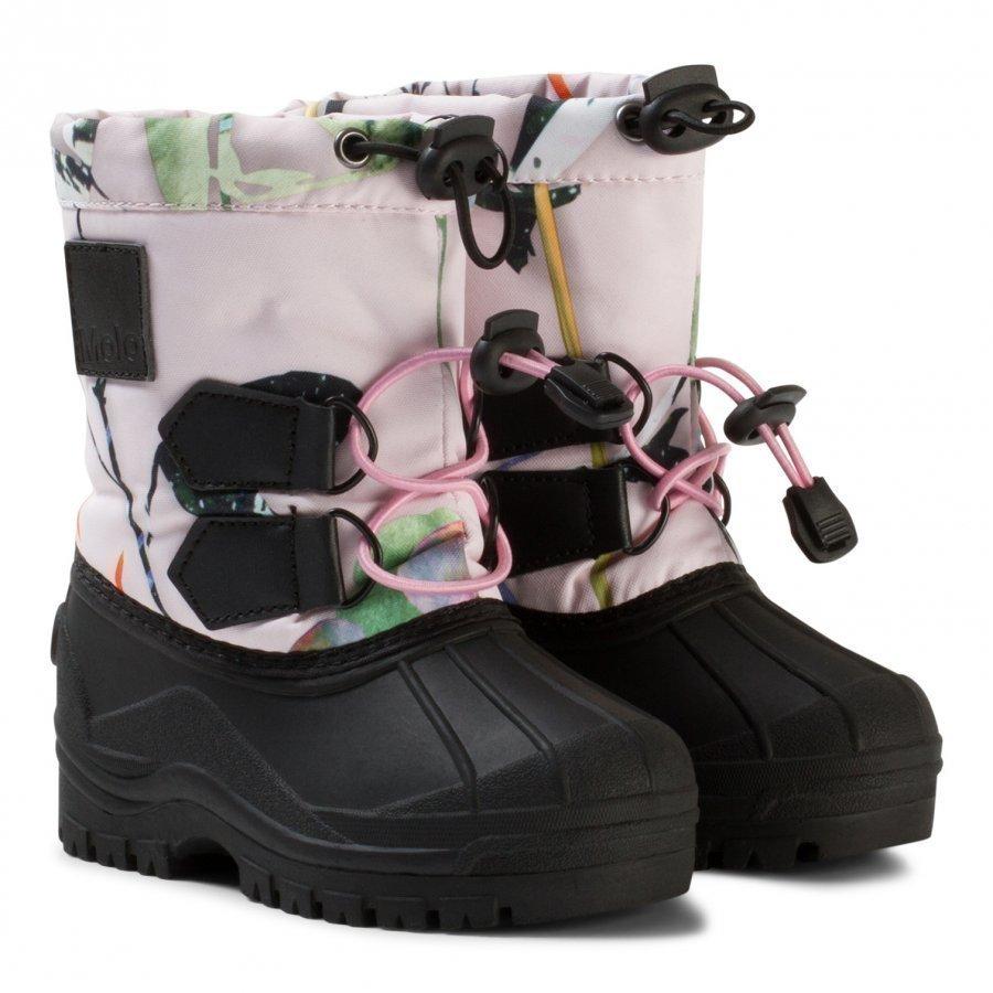 Molo Driven Boots Petals Nilkkurit