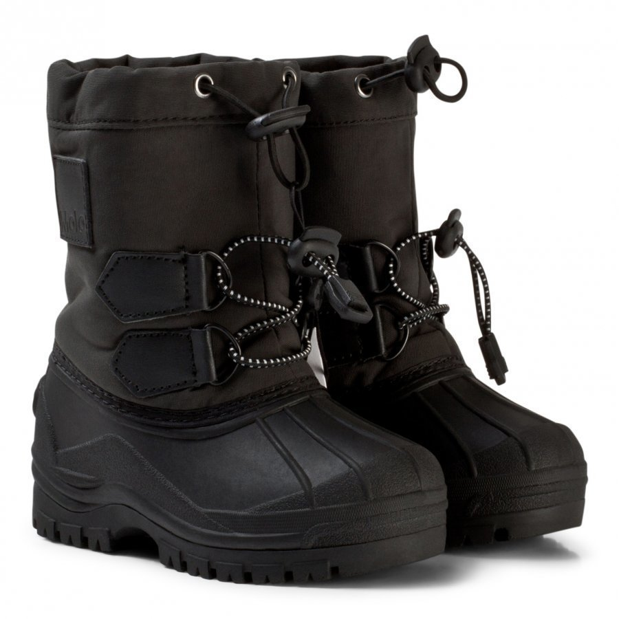 Molo Driven Boots Pirate Black Nilkkurit