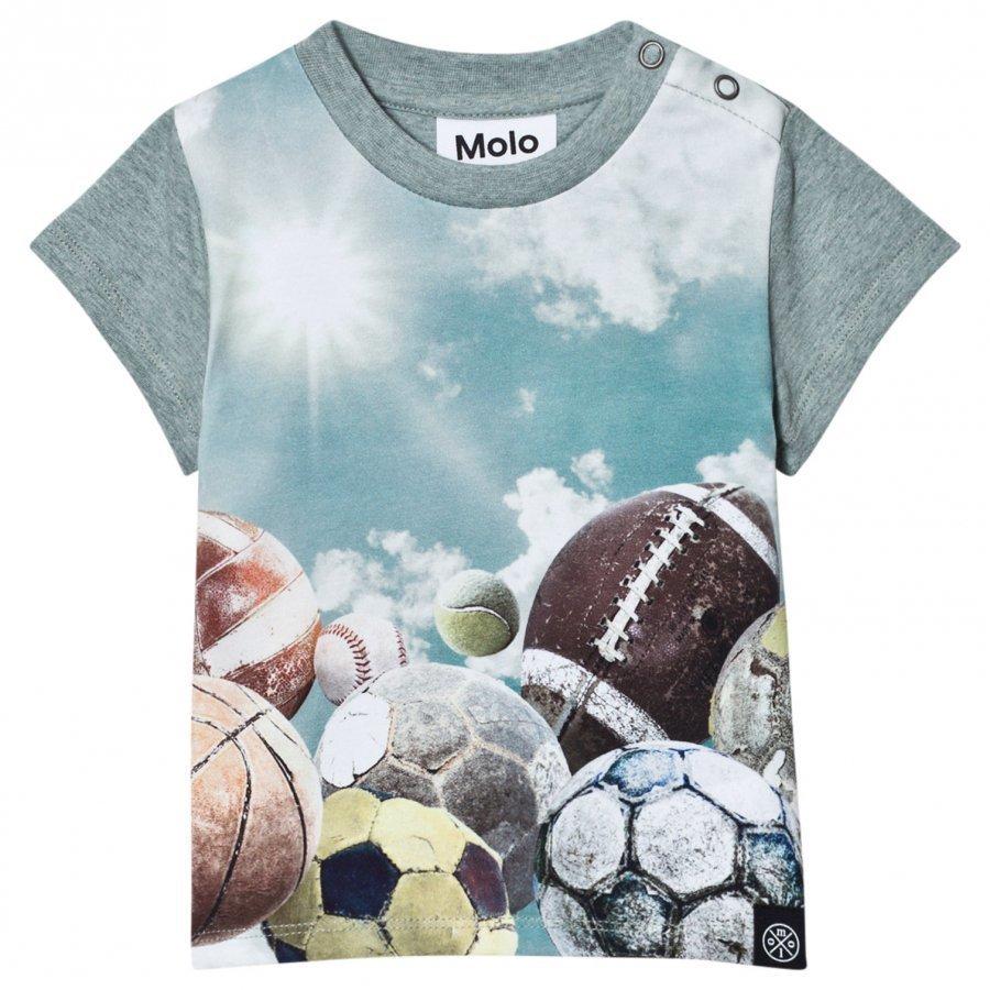 Molo Earl T-Shirt Autumn Play T-Paita