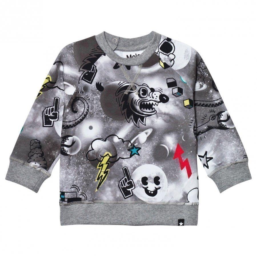 Molo Elmo T-Shirt Comic Space T-Paita