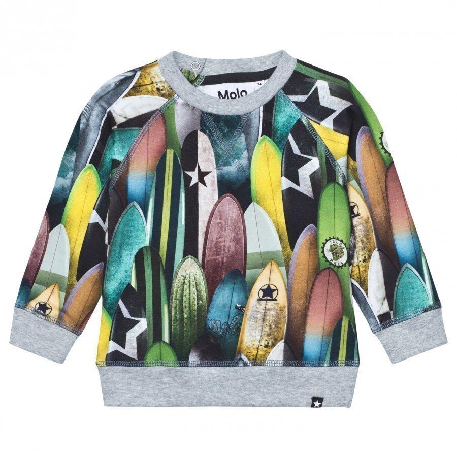 Molo Elmo T-Shirt Surfboards Oloasun Paita