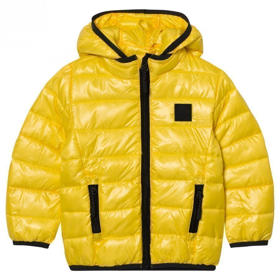 Molo Hao Jacket Cyper Yellow Toppatakki