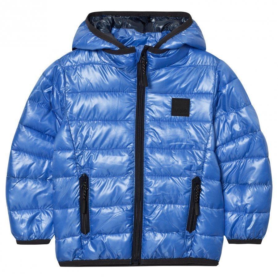 Molo Hao Jacket Daring Blue Toppatakki