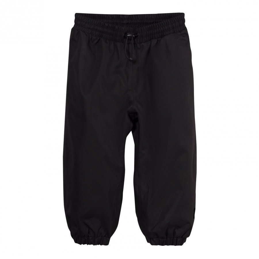 Molo Haven Rain Pants Black Sadehousut