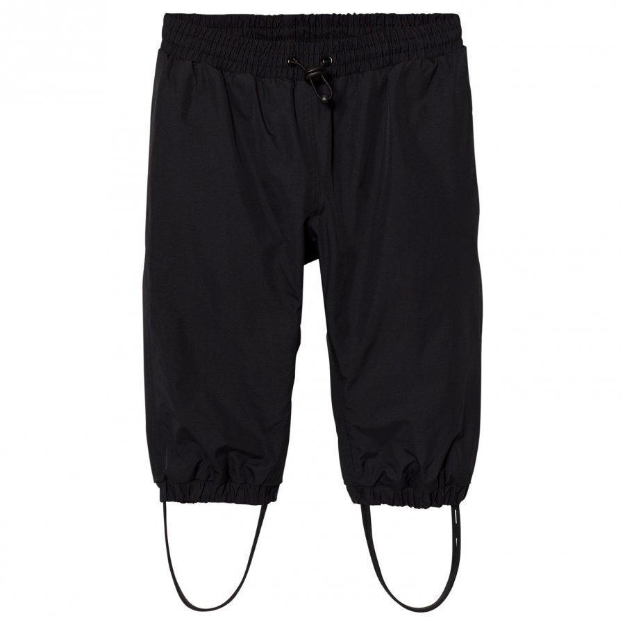 Molo Heat Basic Woven Pants Black Sadehousut