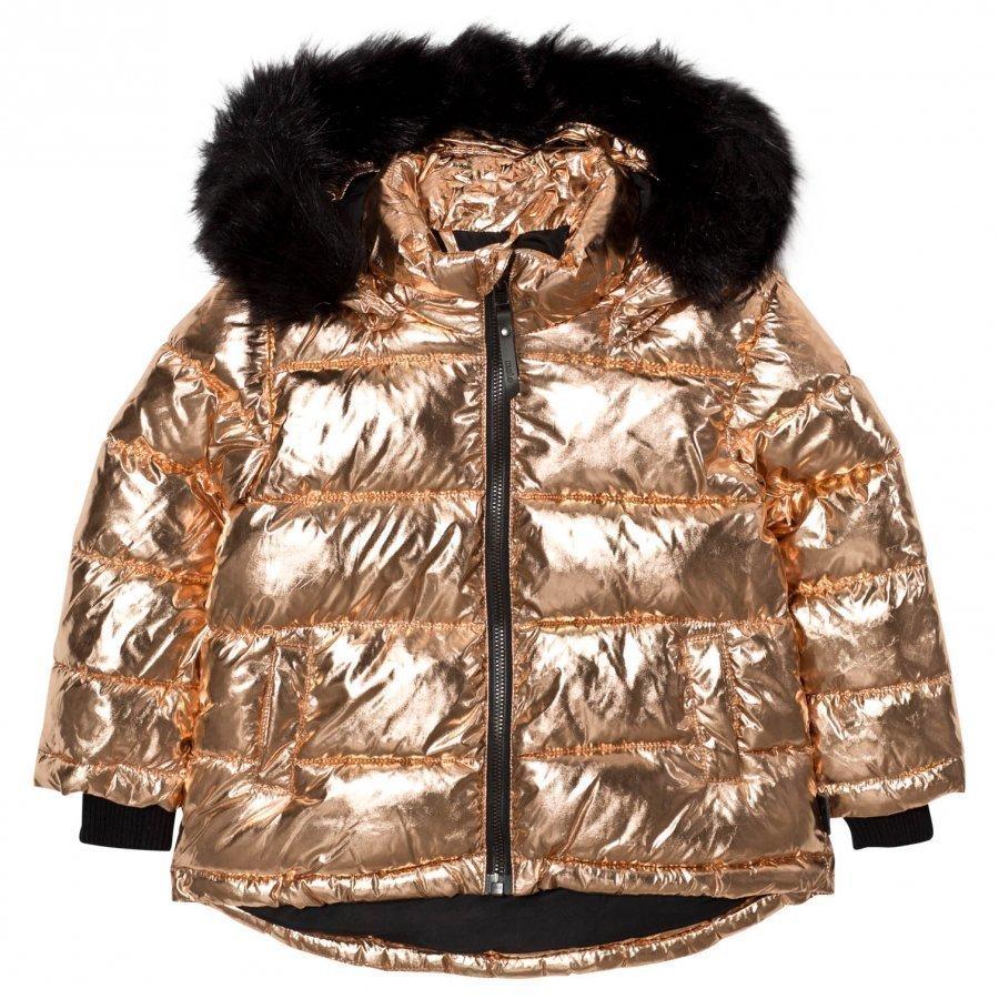 Molo Hedia Jacket Copper Farkkutakki