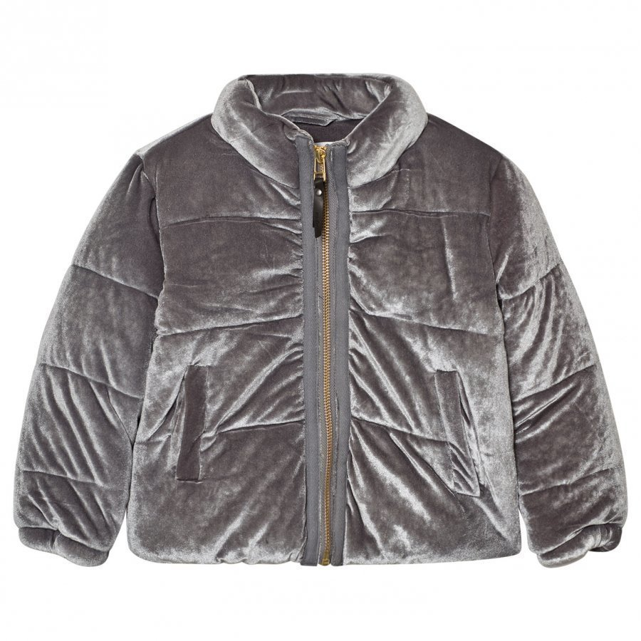 Molo Hellen Jacket Neutral Grey Toppatakki