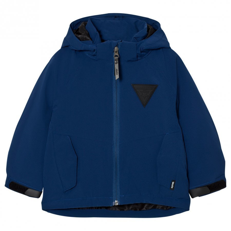 Molo Heman Jacket Estate Blue Toppatakki