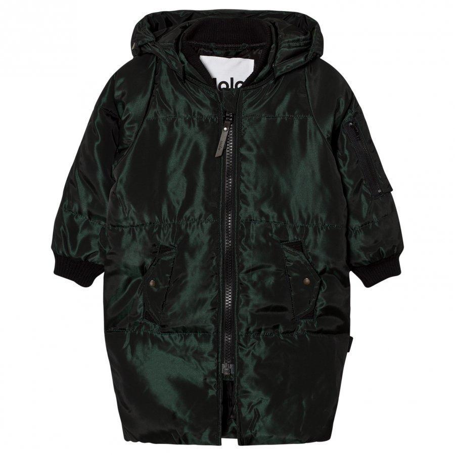 Molo Hermione Jacket Green Gables Bomber Takki