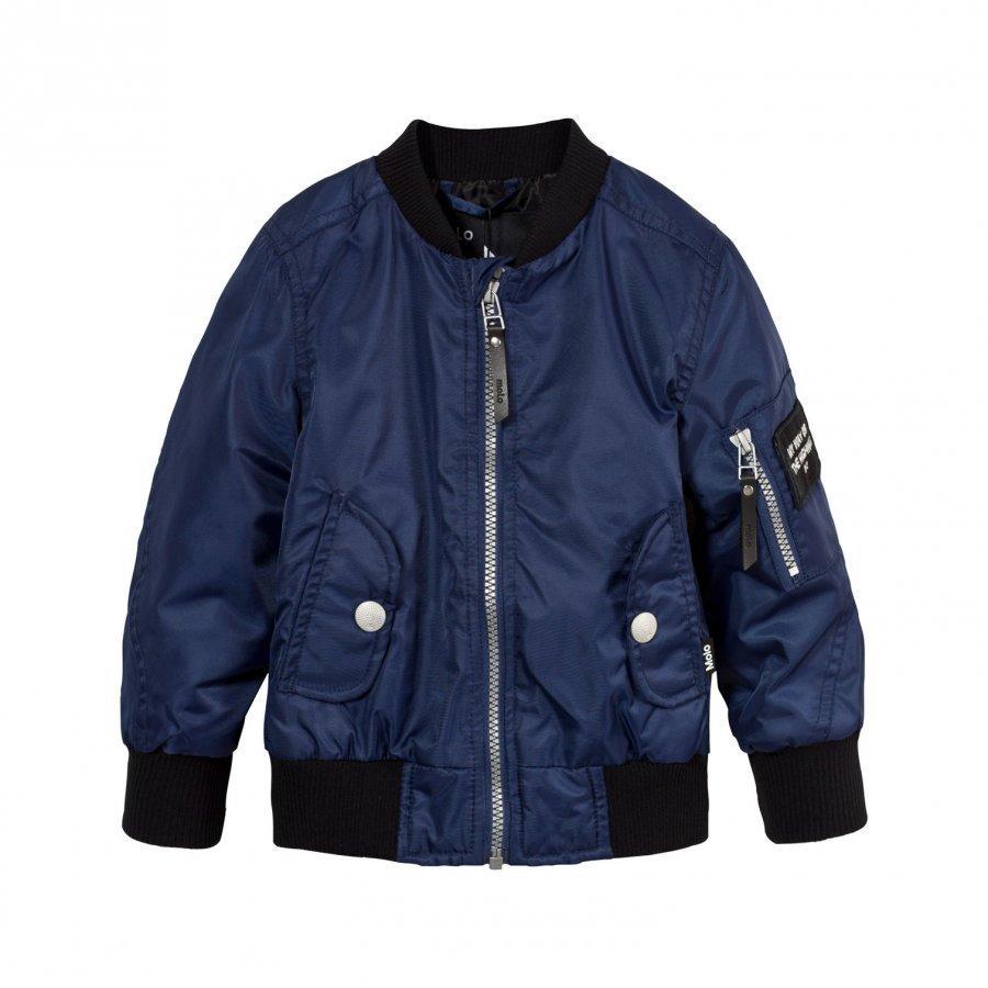 Molo Hiker Jacket Escape Blue Bomber Takki