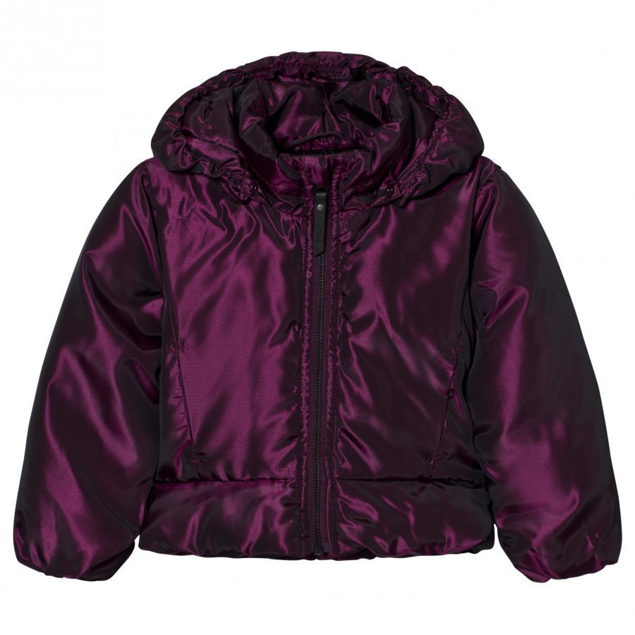 Molo Hildegarde Jacket Forestberry Toppatakki