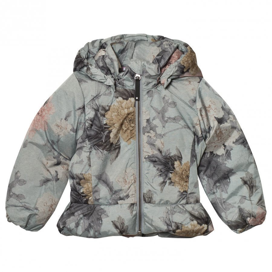 Molo Hildegarde Jacket Misty Flowers Toppatakki