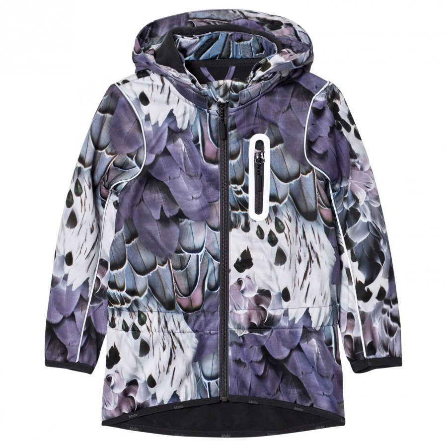 Molo Hillary Soft Shell Jacket Fine Feather Kuoritakki