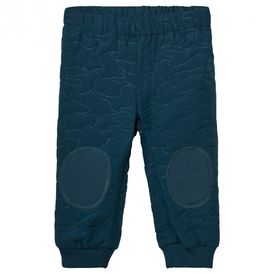 Molo Hoti Soft Shell Pants Midnight Navy Sadehousut