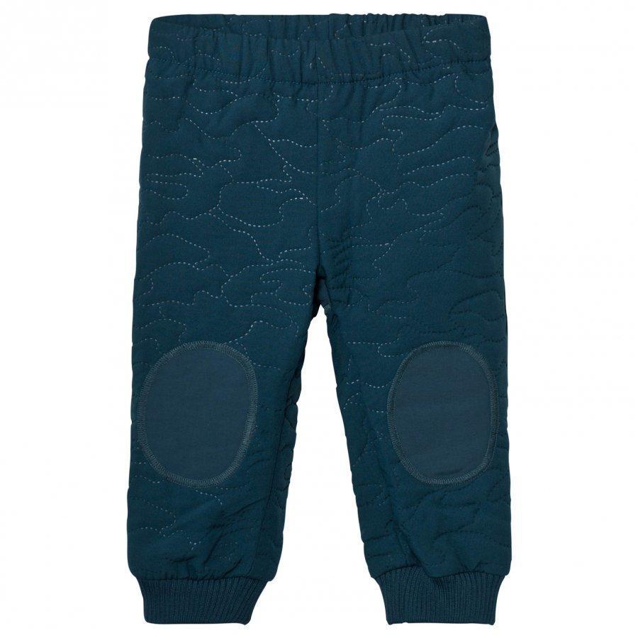 Molo Hoti Soft Shell Pants Midnight Navy Sadehousut