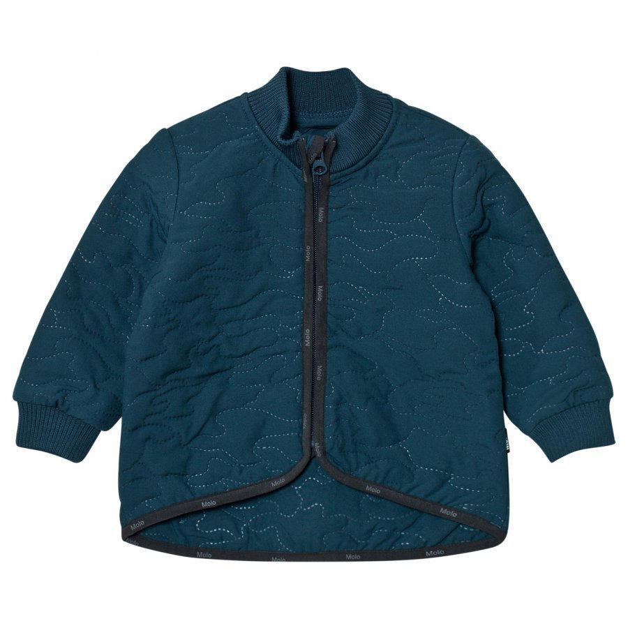Molo Husky Soft Shell Jacket Midnight Navy Kuoritakki