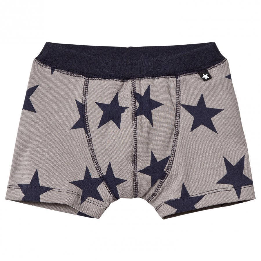 Molo Jon Trunks Navy Blazer Star Bokserit