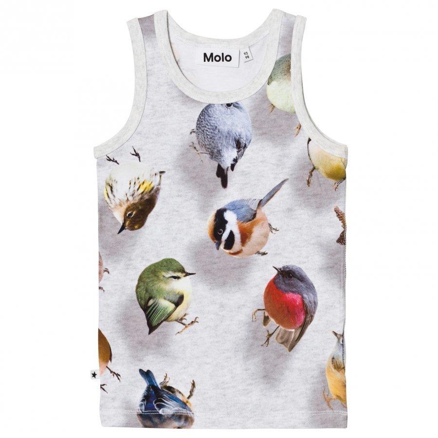 Molo Joshlyn Tank Top Bouncing Birds Liivi