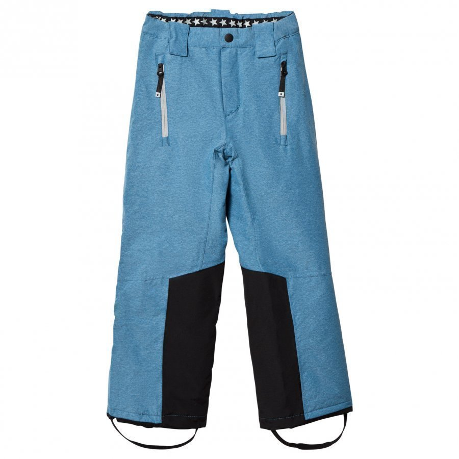 Molo Jump Pro Woven Pants Blue Mountain Toppahousut