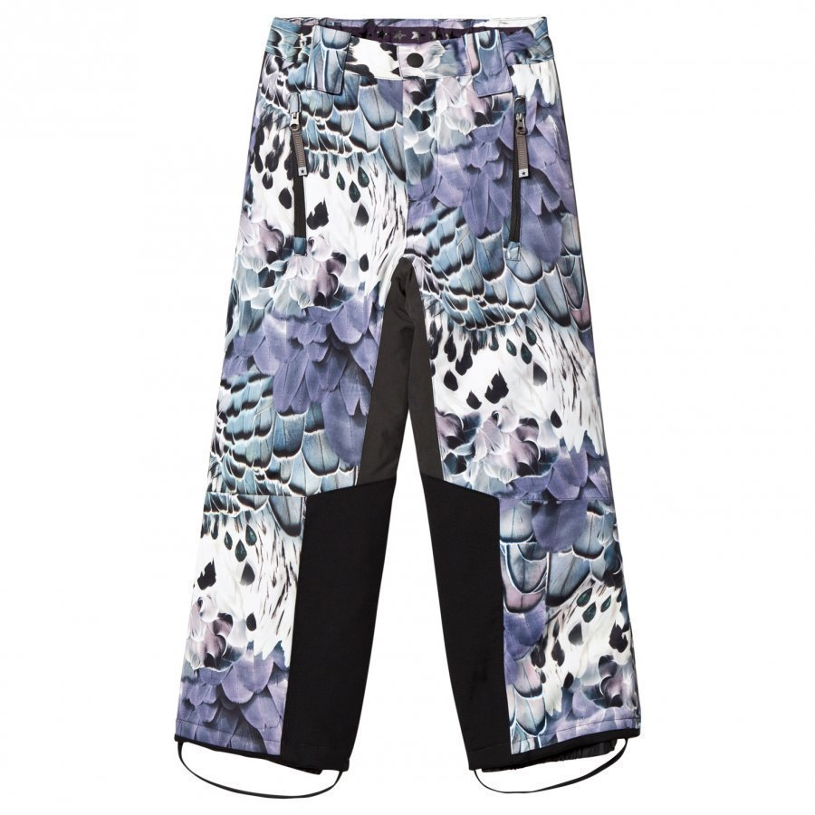 Molo Jump Pro Woven Pants Fine Feather Toppahousut
