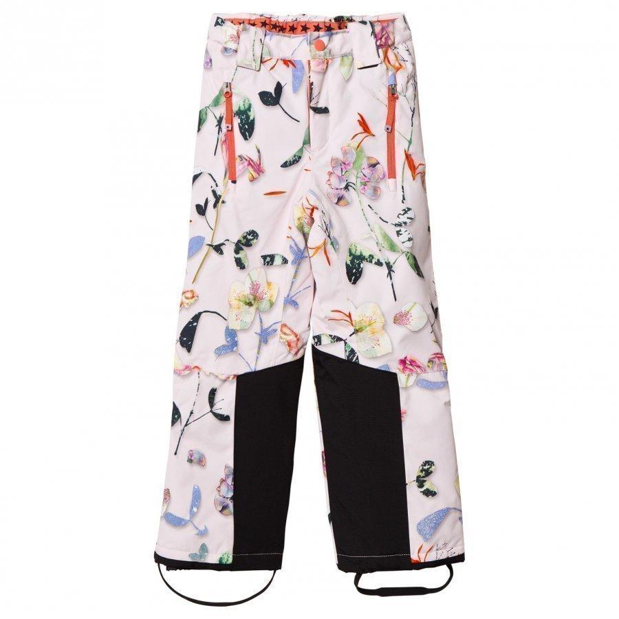 Molo Jump Pro Woven Pants Paper Petals Toppahousut