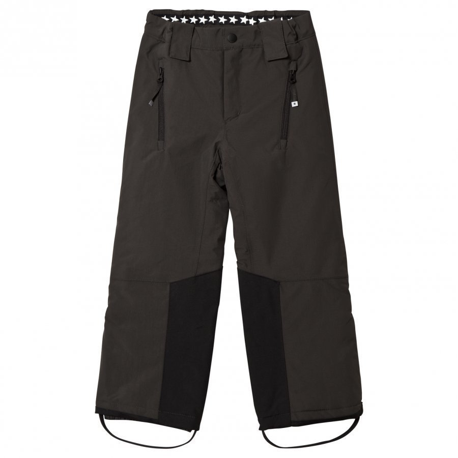 Molo Jump Pro Woven Pants Pirate Black Toppahousut