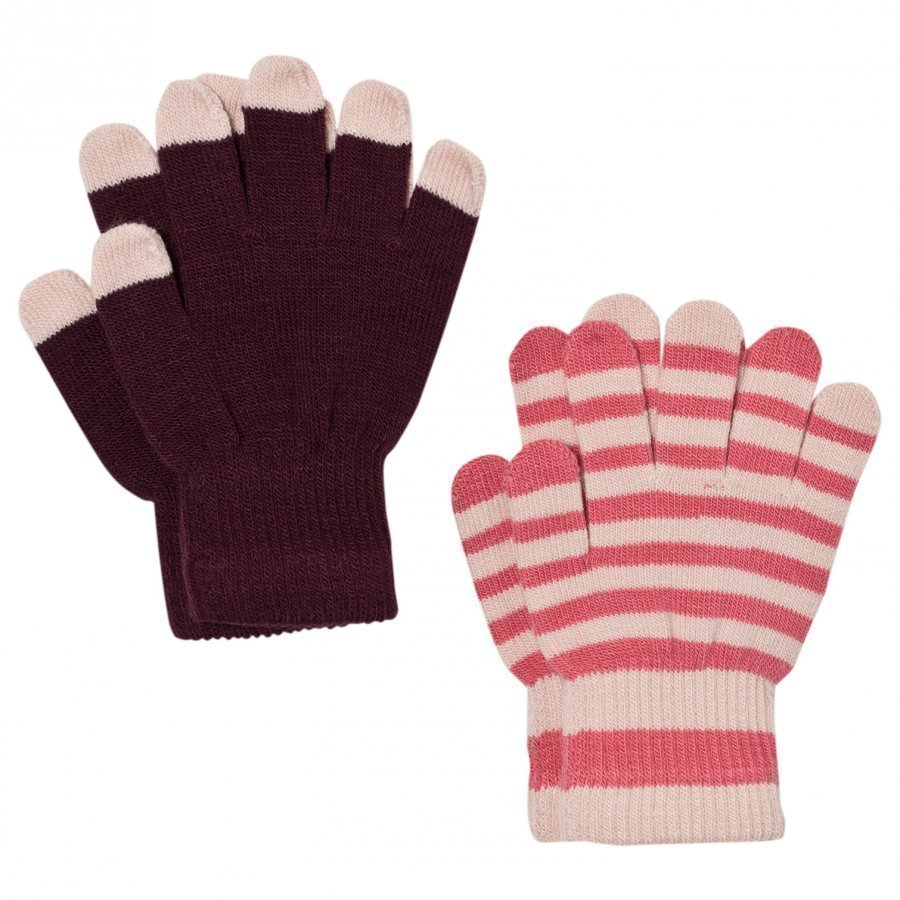 Molo Kei Gloves Set Forestberry Villahanskat