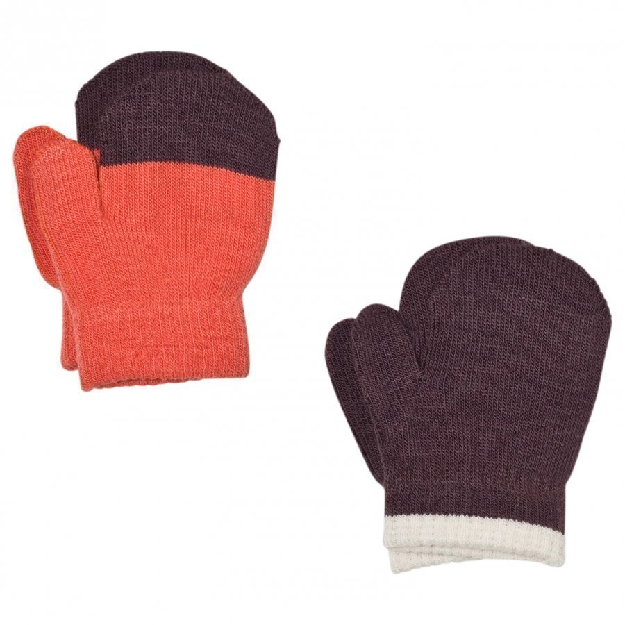 Molo Ketty Mittens Set Sunrise Rukkaset