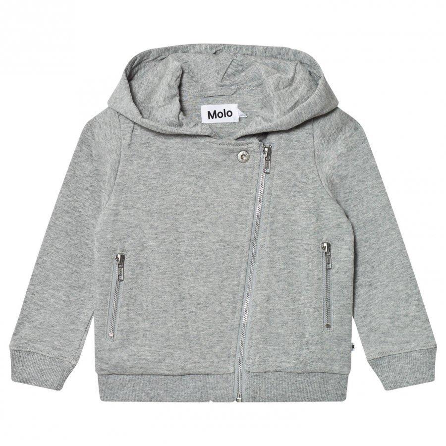 Molo Mai Sweatshirt Grey Melange Huppari