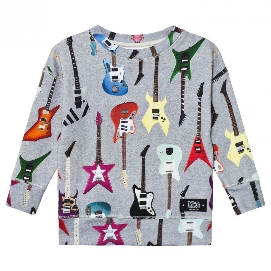 Molo Milton Sweater Rock Guitar Oloasun Paita