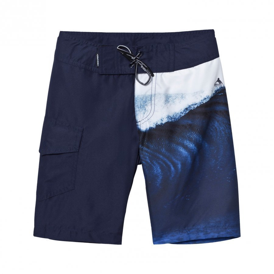Molo Nalvaro Shorts Boardies Big Wave Uimashortsit