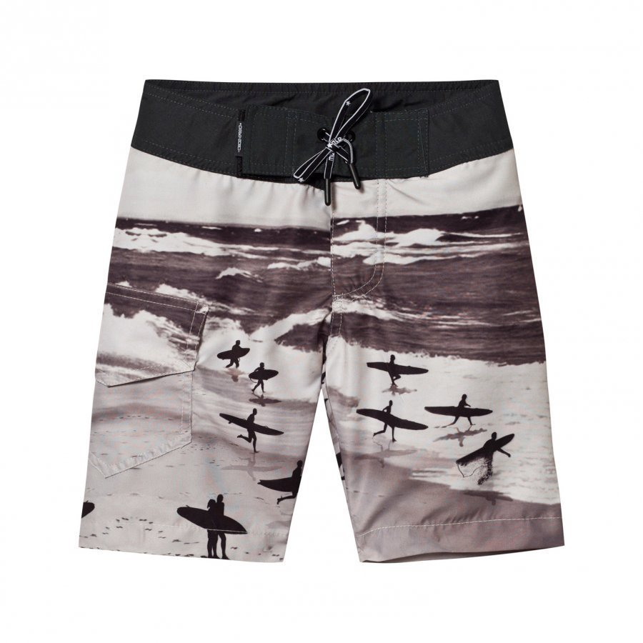 Molo Nalvaro Shorts Boardies Running Surfers Uimashortsit