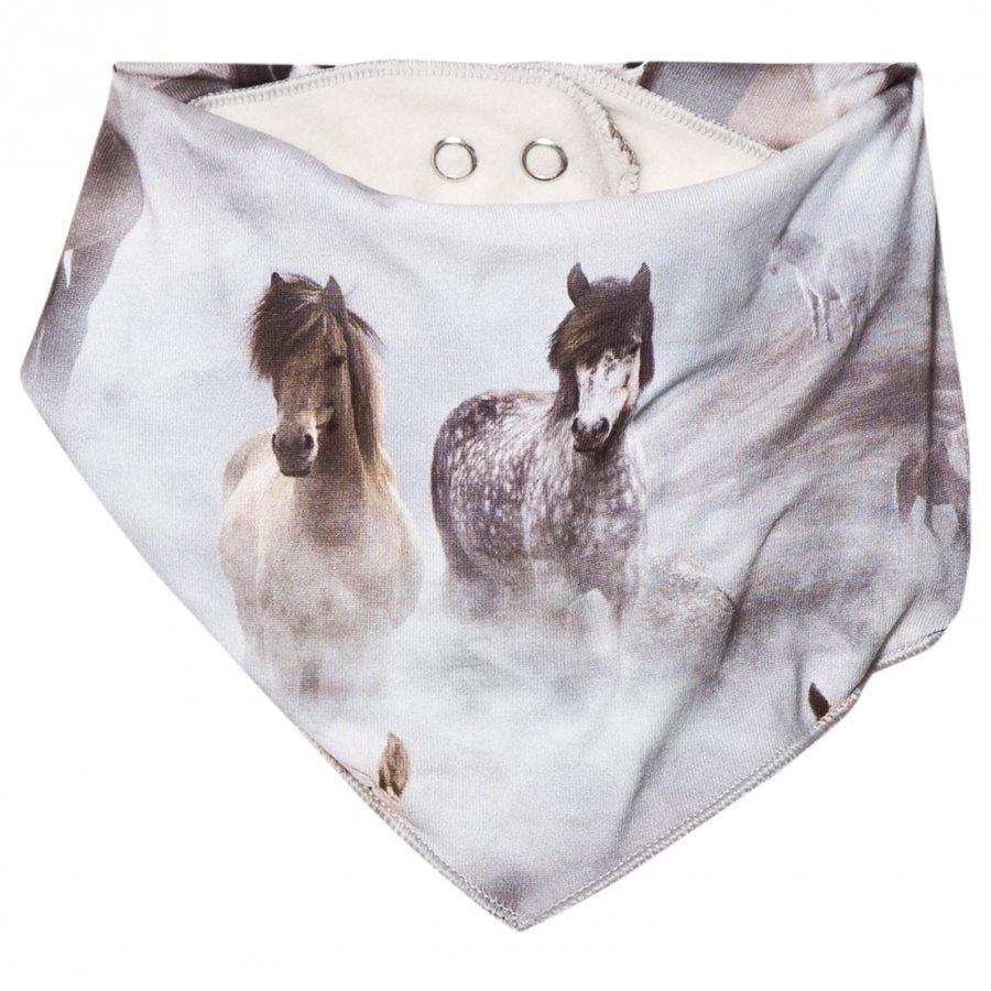 Molo Nayela Bib Pony Jersey Ruokalappu