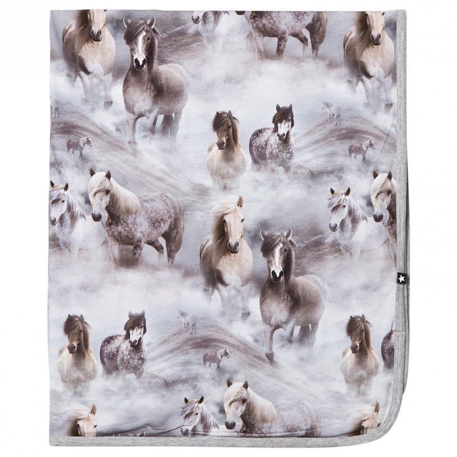 Molo Neala Blanket Pony Jersey Huopa