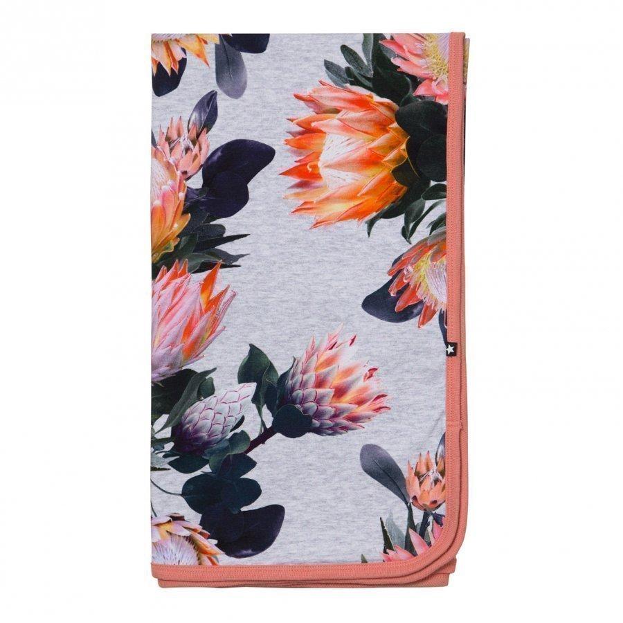 Molo Neala Blanket Sugar Flowers Huopa