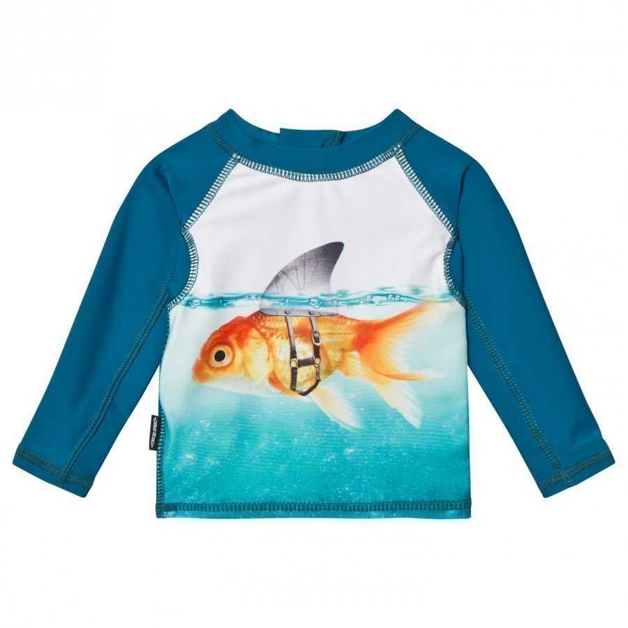 Molo Nemo Top Scary Fish Uv-Paita