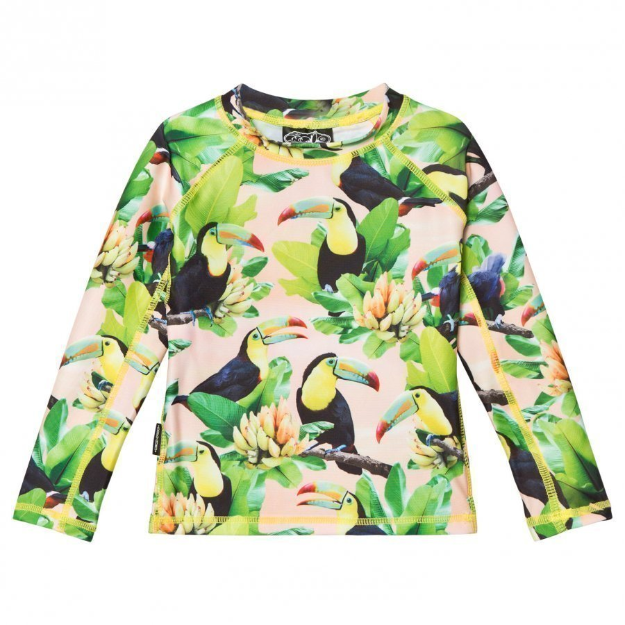 Molo Neptune Long Top Toucans Uv-Paita