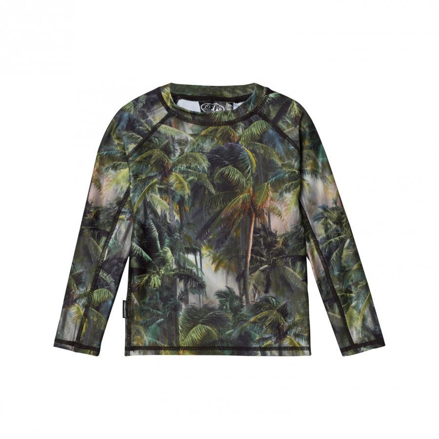 Molo Neptune Uv Long Top Camo Palms Uv-Paita