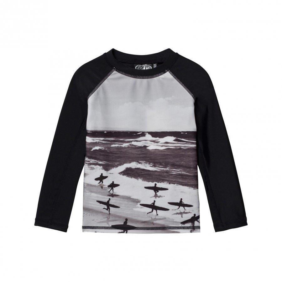 Molo Neptune Uv Long Top Running Surfers Uv-Paita