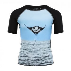 Molo Neptune Uv Shirt UV-uimapuku Sininen / Sininen