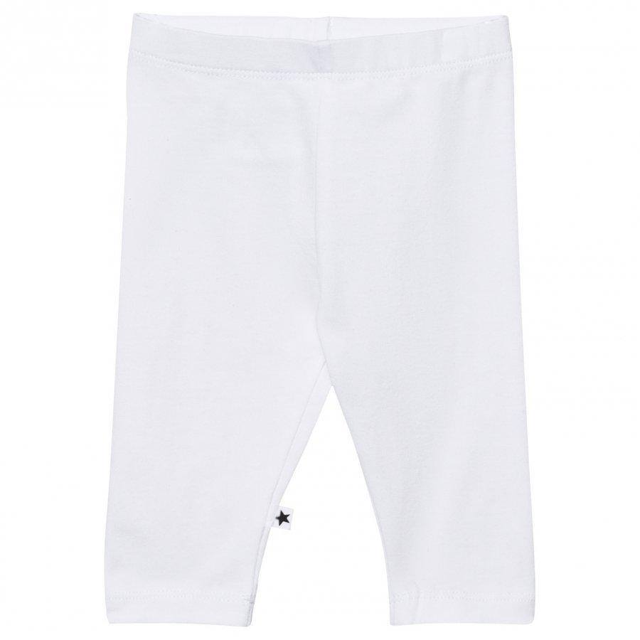 Molo Nette Solid Leggings Bright White Legginsit