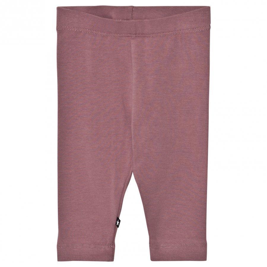 Molo Nette Solid Leggings Purple Mist Legginsit
