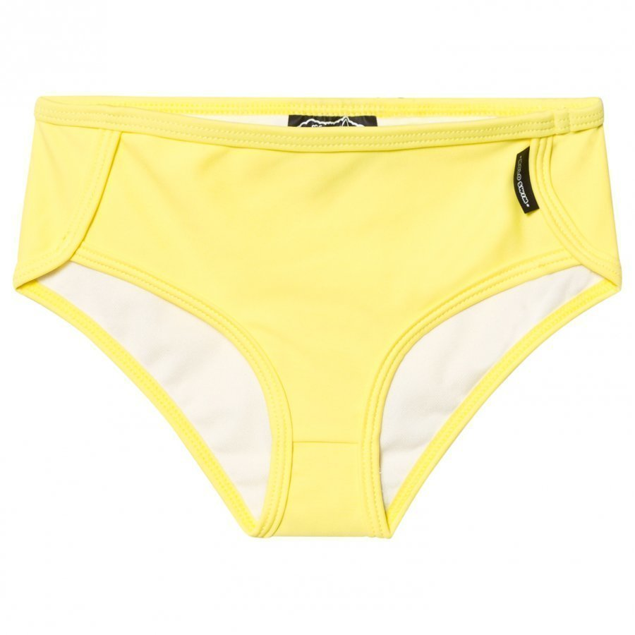 Molo Nicole Bikini Pants Lemon Tonic Uimahousut
