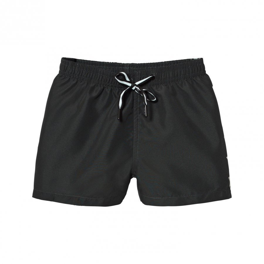 Molo Niko Swimming Shorts Boardies Almost Black Uimashortsit