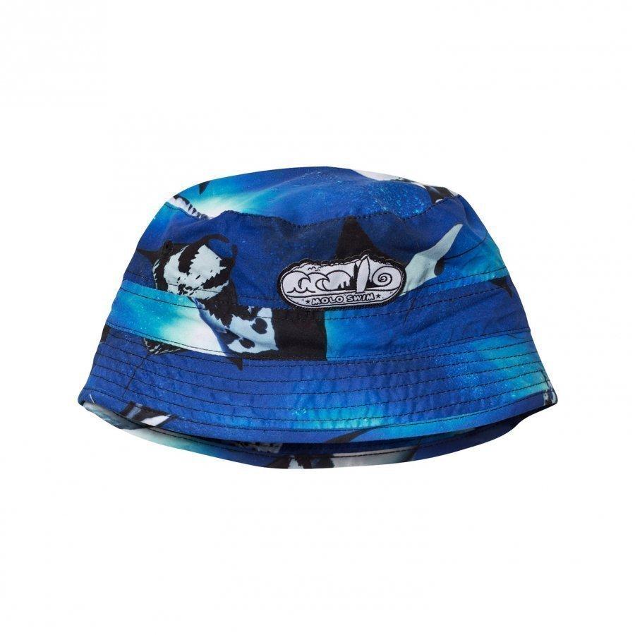 Molo Niks Sun Hat Stingrays Aurinkohattu
