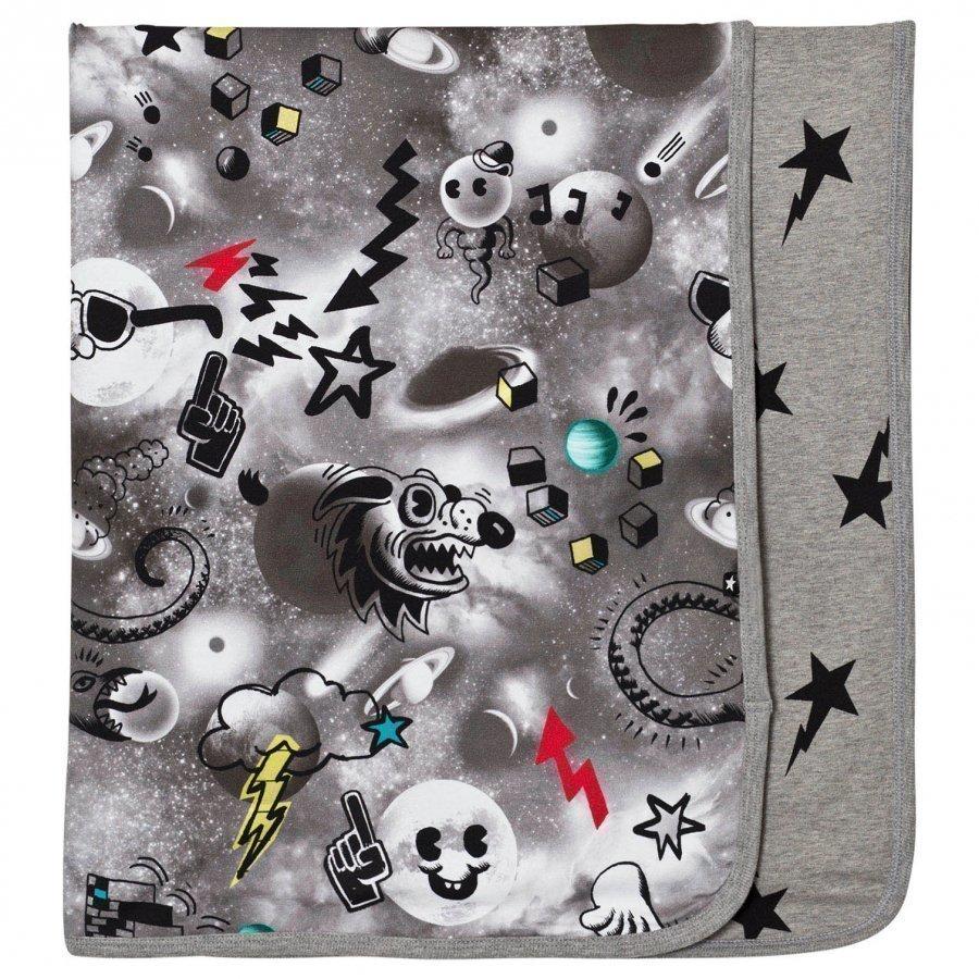 Molo Niles Blanket Comic Space Huopa